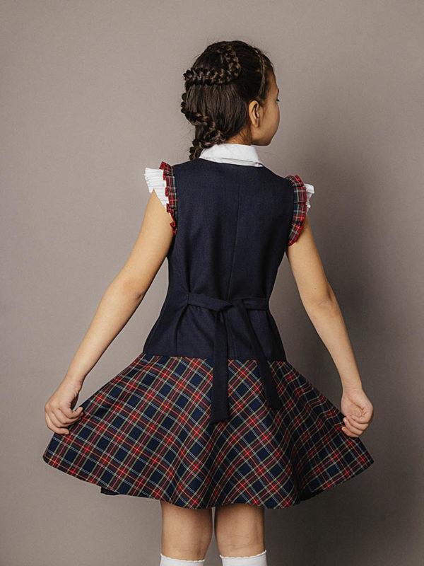 сарафан для девочки малышка