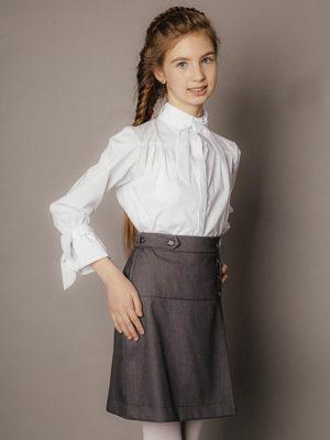 юбка с регулятьором