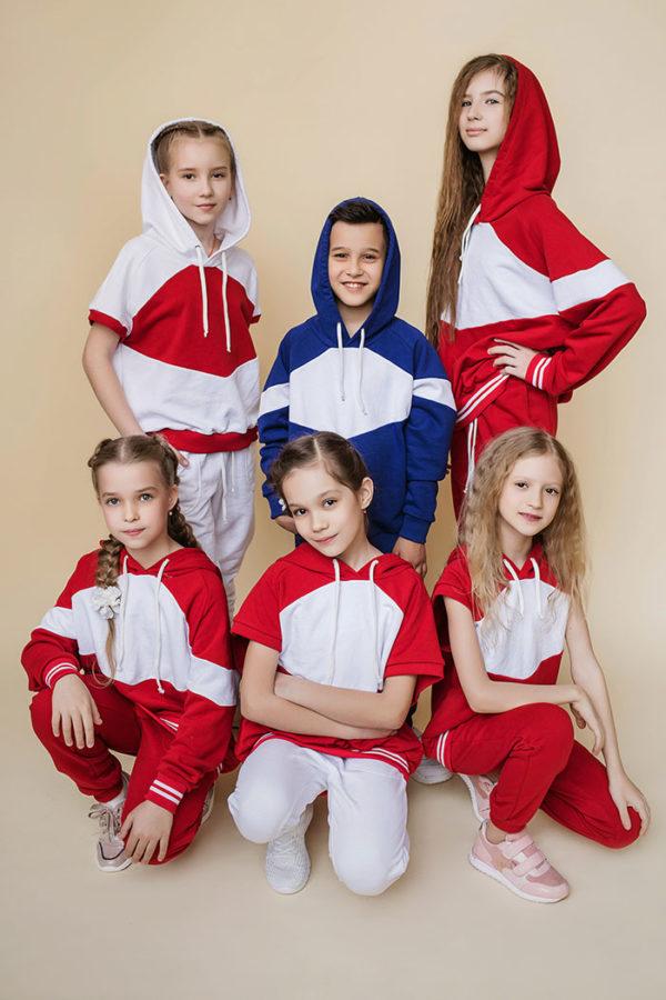 одежда для спортивной команды