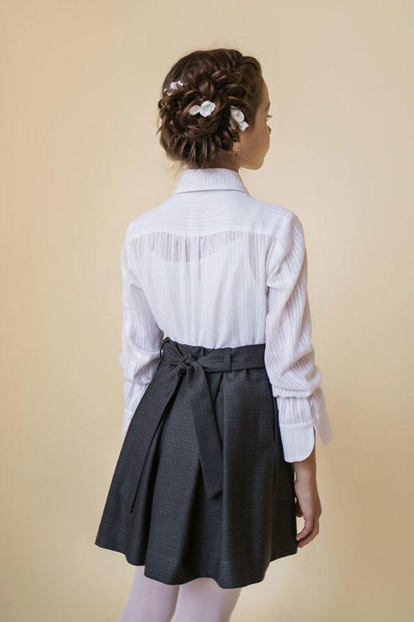 юбка с запасом на вырост