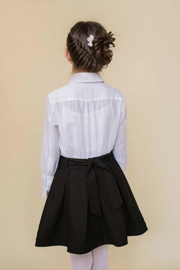 школьная юбка премиум класса