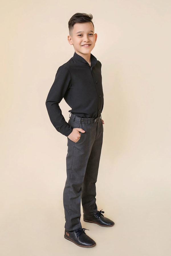 зауженные брюки для школы
