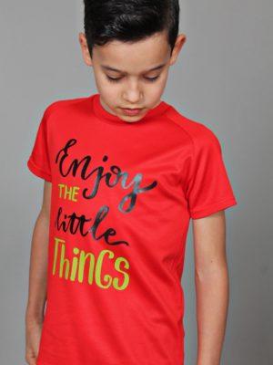 футболка удача