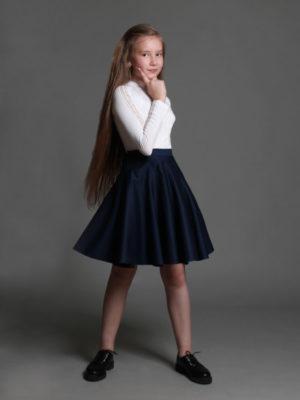 юбка подростковая