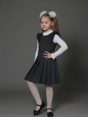 школьный сарафан алиса